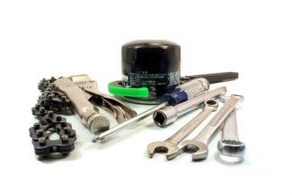 Different auto repair tools